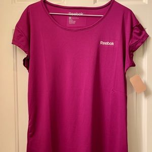 NWT Reebok Athletic T-Shirt
